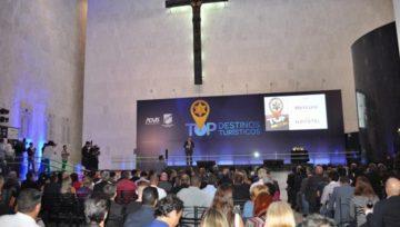 Barretos recebe prêmio Top Destinos Turísticos