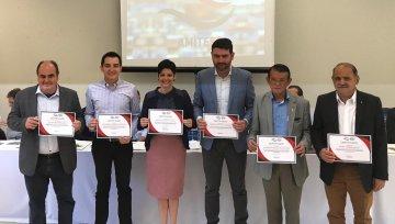 Barretos recebe Certificado de MIT