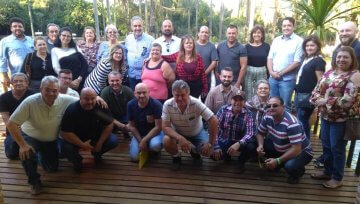 Barretos coordena reunião da Região Turística Águas Sertanejas em Colina