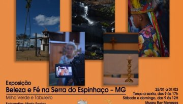 Museu Ruy Menezes abre o ano com exposição e edição do Chorinho no Museu